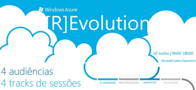 Windows Azure [R]Evolution - Lisboa