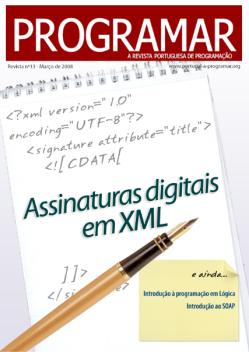 Revista PROGRAMAR: 13ª Edição - Março 2008