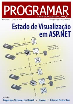 Revista PROGRAMAR: 15ª Edição - Agosto 2008