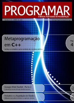 Revista PROGRAMAR: 20ª Edição - Junho 2009