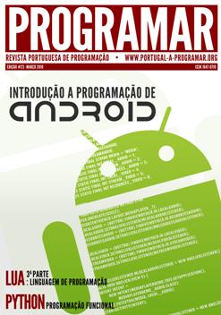 Revista PROGRAMAR: 23ª Edição - Março 2010