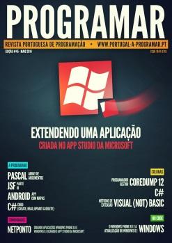 Revista PROGRAMAR: 45ª Edição - Maio 2014