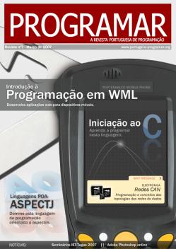 Revista PROGRAMAR: 7ª Edição - Março 2007